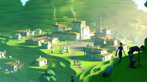 Nowy zwiastun i galeria z GODUS, beta gry 13 września w Steam Early Access