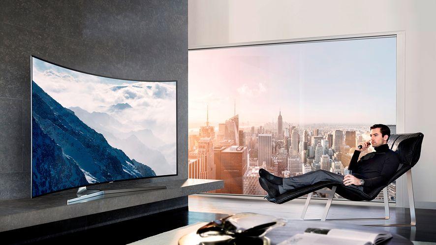 Telewizory Samsung z coraz bogatszą ofertą treści 4K #prasówka