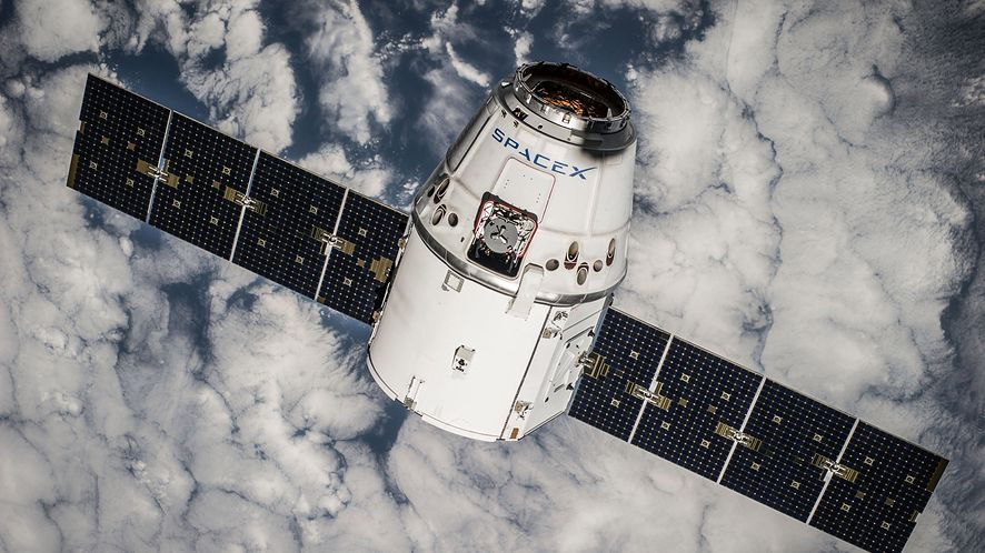 CRS 4 Dragon, SpaceX