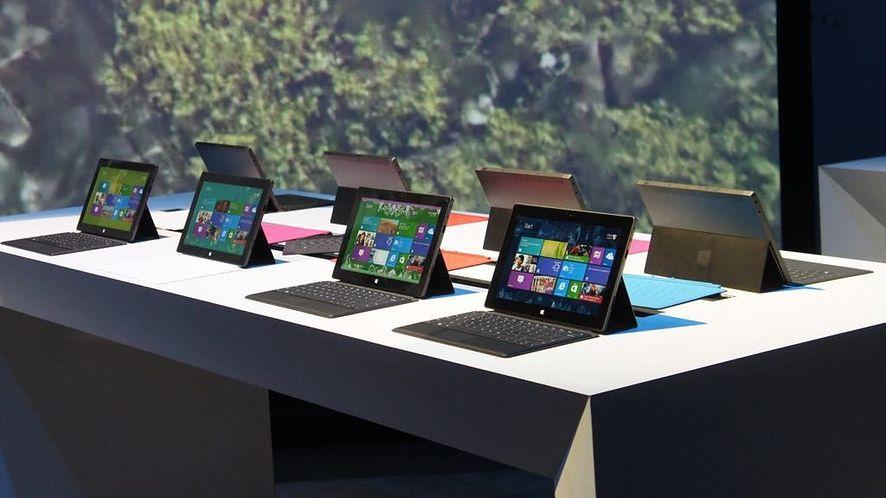 Tablety z Windows 8 po 99 dolarów, laptopy za 199 dolarów