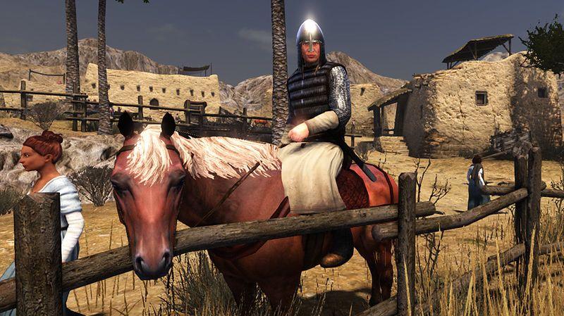 Pierwsza galeria z Mount & Blade II: Bannerlord