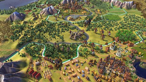 Civilization VI: 60 tur jako Qin Shi Huang za darmo na Steamie