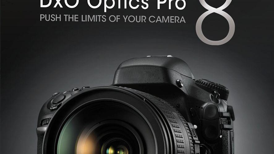 DxO OpticsPro 8 za darmo do końca września