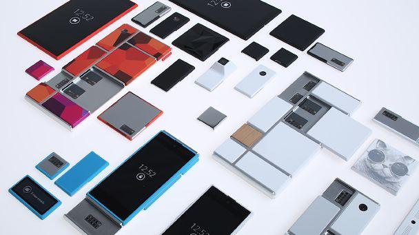 Modułowego smartfona Ara złożymy dopiero w 2016 roku