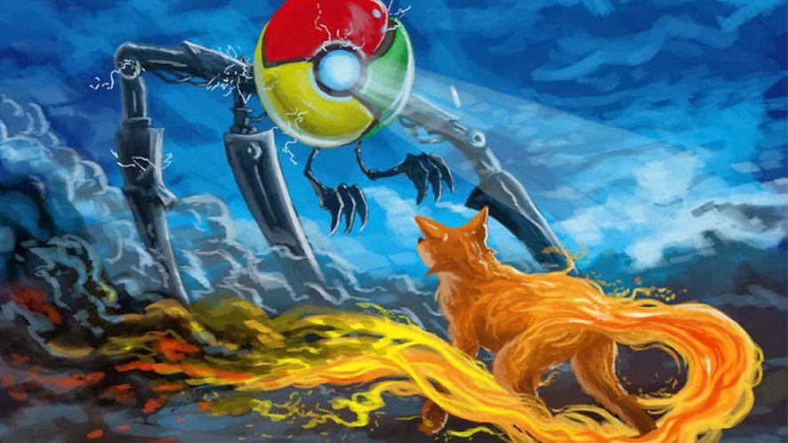 Firefox 54: sprawdziliśmy, czy zużywa mniej RAM-u niż Chrome 59