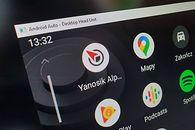 Yanosik w Android Auto najpewniej jeszcze w 2021r. System finalnie otwarty na nowe aplikacje - Yanosik zadziała w Android Auto, fot. Oskar Ziomek / Facebook (Yanosik)