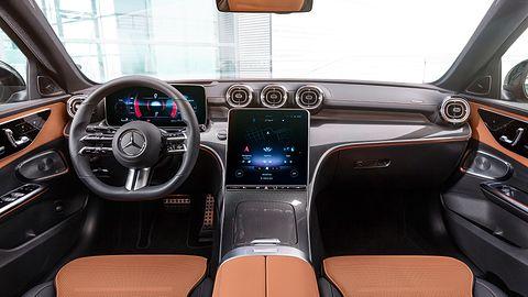 Nowy Mercedes-Benz Klasy C: Jak dorosnę będę S-ką!