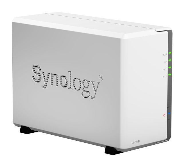 Synology DS220j, fot. materiały prasowe.
