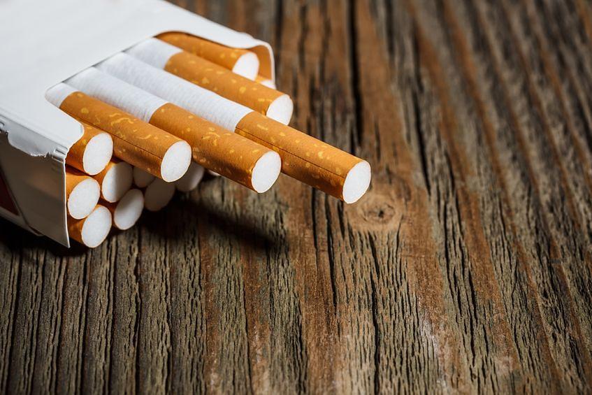 Radioaktywne papierosy