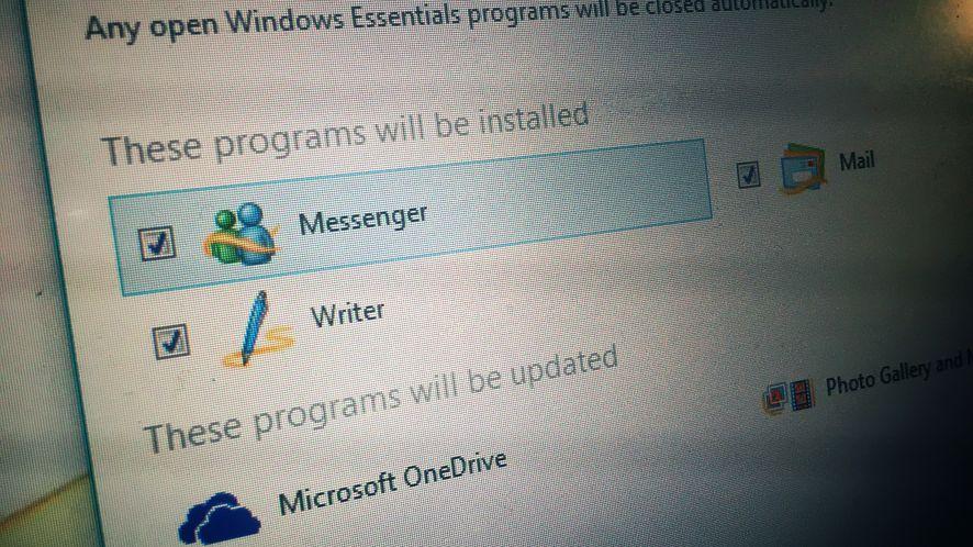 Windows Live Essentials: gorsze wrogiem dobrego (fot. Kamil Dudek)