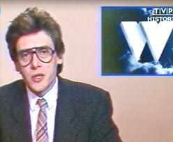 Telewizja z tamtych lat. Twarze TVP - odgadniesz, kto jest na zdjęciu?