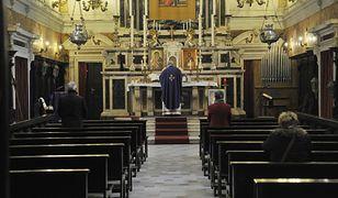 Niedzielne msze święte w WP Pilocie i na stronie głównej WP.PL. Transmisje na żywo 15 marca