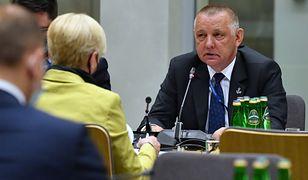 Marian Banaś w Sejmie o wyborach kopertowych. Zapowiedział wydanie dwóch książek