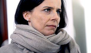 Agata Kulesza na zdjęciach paparazzi. Nowa miłość?