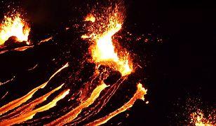 """Islandia. Polak z Keflaviku o erupcji wulkanu. """"Część osób się bała"""""""
