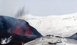 Ekspert: wybuchy wulkanów mogą być poważniejsze