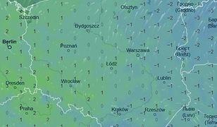 Pogoda zmienną jest. Tak będzie wyglądać Polska w środę