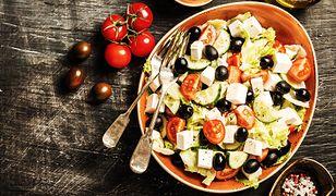 5 błędów w przygotowywaniu sałatki greckiej