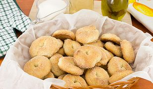 Amoniak pozwala na zrobienie wielu wspaniałych wypieków, np. amoniaczków, czyli smacznych, chrupkich ciasteczek