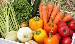 Wiosenne warzywa