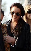 Lindsay Lohan w ciąży