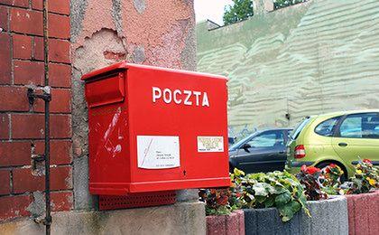 Coraz mniej skrzynek i placówek pocztowych