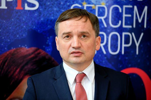 Zbigniew Ziobro wypowiedział się we wtorek na kilka tematów, m.in. ws. porwania 9-latki