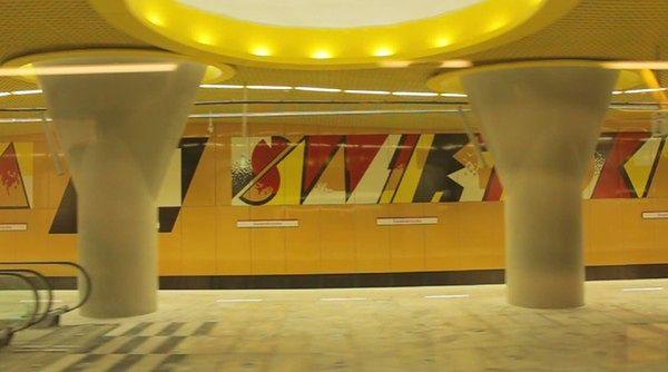 Na stacji metra Świętokrzyska powstanie galeria sztuki