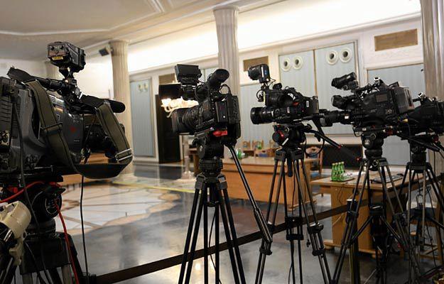 Kancelaria Sejmu nie udostępni zapisu z kamery bezpieczeństwa