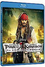Od dziś najnowsza część pirackiego cyklu dostępna na DVD, Blu-ray i Blu-ray 3D!