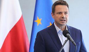 """Wybory 2020. Rafał Trzaskowski zapowiedział """"Arenę Prezydencką"""""""