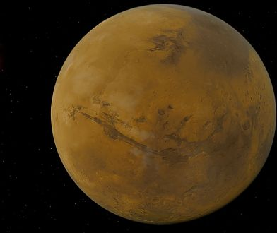 Czy jest zycie na Marsie?