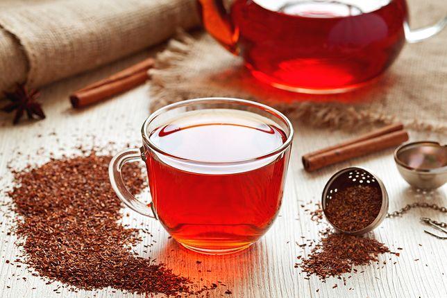 Herbata rooibos - właściwości, zalety, działanie odchudzające