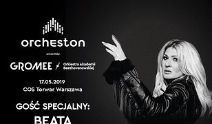 Beata Kozidrak potwierdziła swój udział w muzycznym wydarzeniu