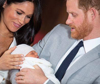 Syn Meghan i Harry'ego jest rudzielcem.