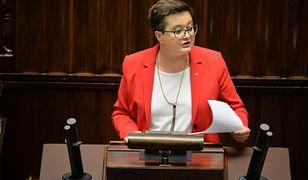 Warszawa, 16.07.20. Sejm RP; n/z: Katarzyna Lubnauer,
