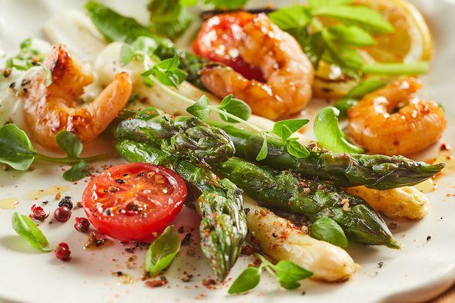 Włosi bardzo cenią szparagi