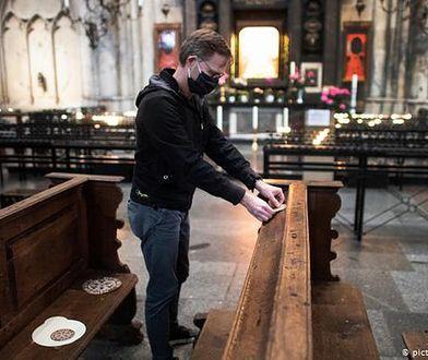 Koronawirus w Niemczech. Byli w kościele. Teraz 350 osób jest na kwarantannie