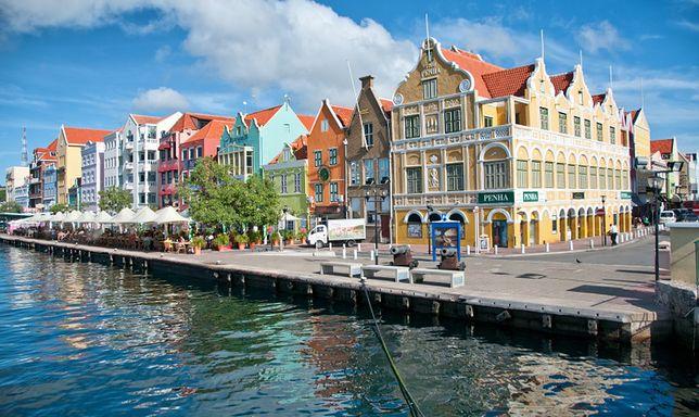 Atrakcje Karaibów - Curacao