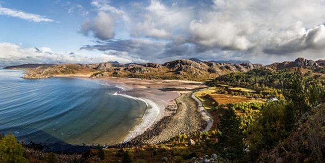 Wyspa Gruinard - Szkocja