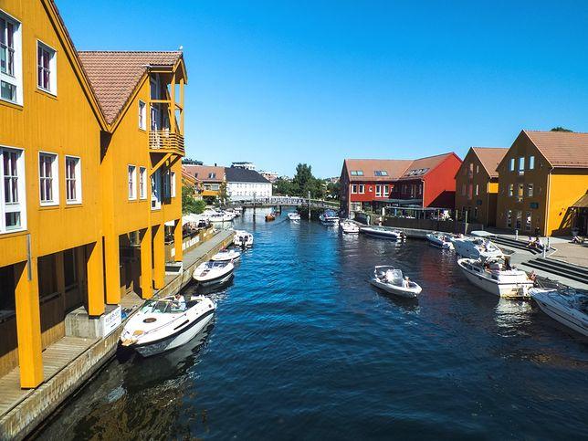 Miasta Norwegii