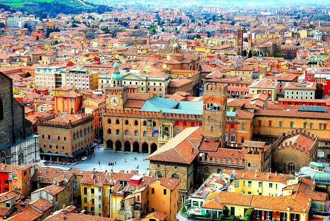 Miasto na weekend - Bolonia