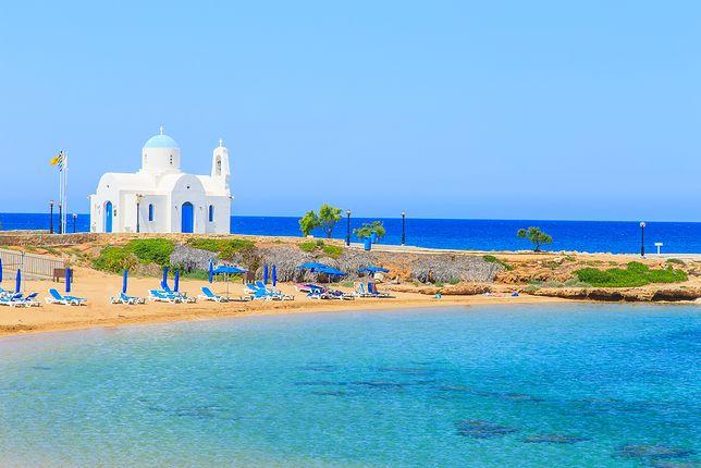 Wakacje na Cyprze - Protaras
