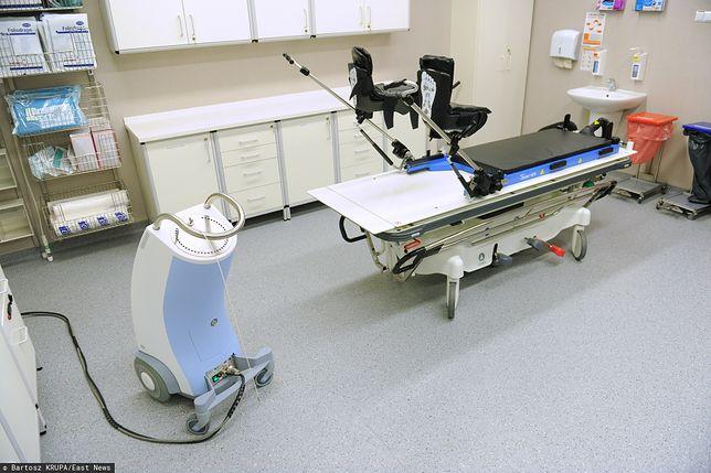 Koronawirus w Polsce. SARS-CoV-2 w Narodowym Instytucie Onkologii