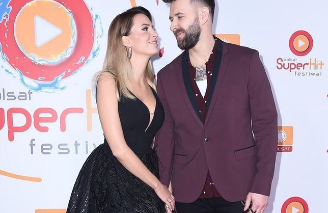 Agnieszka i Grzegorz Hyży w końcu pokazali się razem.