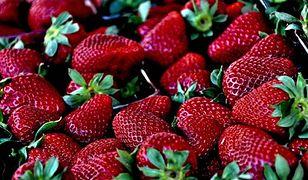 Mrożone truskawki znacznie droższe niż przed rokiem