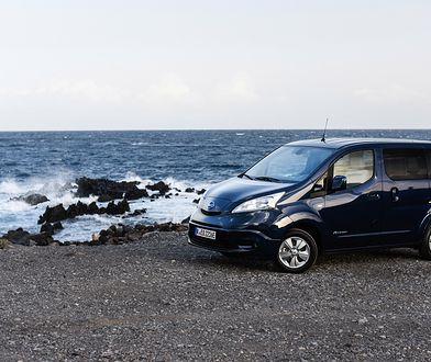 Nissan e-NV200 - pierwsze jazdy / fot. Andrzej Cieplik