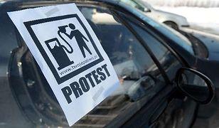 Protest kierowców