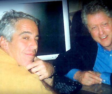 Jeffrey Epstein zaprosił kiedyś na swoją wyspę Billa Clintona. Wyspa była znana z tego, że dochodziło tam do orgii z nastolatkami
