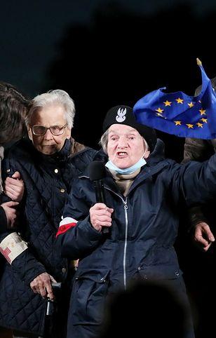 Wanda Traczyk-Stawska Fot. Piotr Molecki/East News